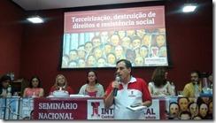 Seminário Terceirização, destruição de direitos e resistência social  (41)